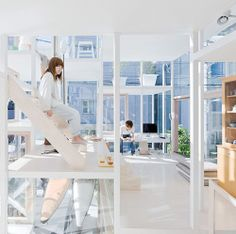 Radically Transparent House in Japan | Wave Avenue