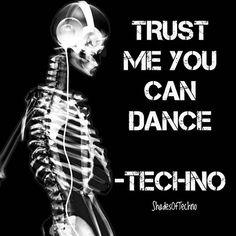 || ▶ In TECHNO we TRUST  || #onlytechno #dancedancethursday _________________________________