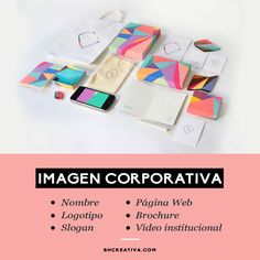 Elementos clave de la imagen corporativa   #Imagen #Corporativa # Branding
