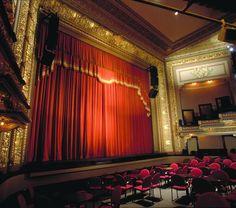Peabody Opera House St Louis Missouri Schuler Shook S