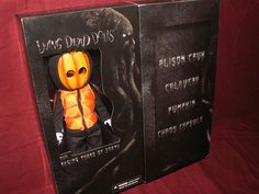 "Living Dead Dolls Resurrection 8 ""The Raging Tears of Death""  Pumpkin!"