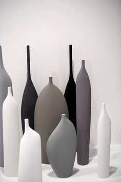 Vases from show 2010  photo Hangar Design Group