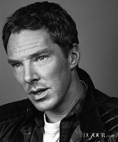 Benedict Cumberbatch, Gael Garcia Bernal, Eddie Redmayne + More Sit for DuJour…