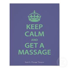 Just had an awesome massage.... two weeks for my second one can't come soon enough <3