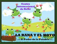 ► LAS RANAS Y EL HOYO ~ El Poder de la Palabra ~... Leer mas en Found on facebook.com (arriba-izquierda)