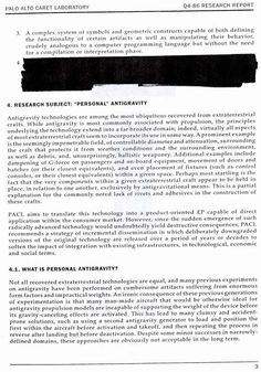 Earthfiles.com Science |  Part 2:  Isaac June 2007 Comments and Leaked CARET Document