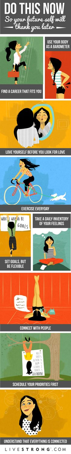 Things You Can Do Today That Your Future Self Will Thank You For