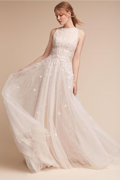 BHLDN Ariane Gown In Bride Wedding Dresses