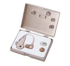 New Digital Behind Ear #HearingAids 100 Hours Voice Amplifier Sound Adjustable $29.89 #FreeShipping