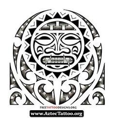 God Of War Aztec Tattoo 04