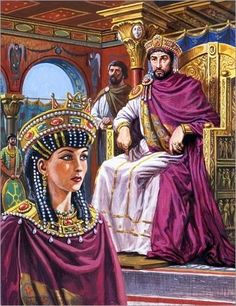 Justinian was the Great in the Eastern Orthodox Church, was the Byzantine emperor from 527 to 565 with his wife Theodora who was very wise and powerful. Roman History, European History, Art History, Ancient Rome, Ancient History, Byzantine Architecture, Religion Catolica, Medieval World, Early Middle Ages