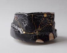 Kintsugi, Matcha, Art Asiatique, Chawan, Tea Bowls, Cuff Bracelets, Pottery, Jewelry, Porcelain