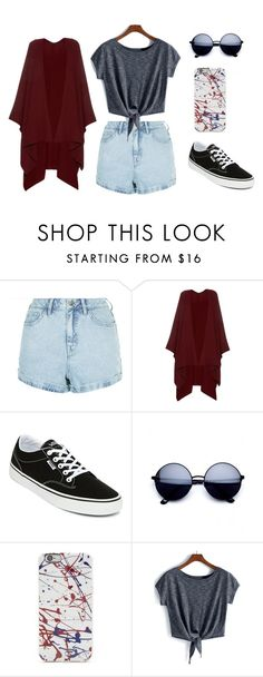 """Untitled #2"" by anamarija-mrak ❤ liked on Polyvore featuring New Look, The Row and Vans"