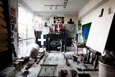 This art room. paul raeside, photographer #office, #photography