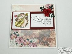 Kartka walentynkowa / Valentine Card