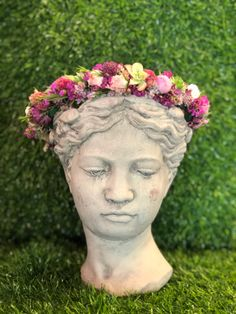 #bridalcrown #burgundy #kefaloniaflorist #weddingflorist #weddingflowers #kefalonia #weddingskefalonia My Wedding Planner, Bridal Crown, Beautiful One, Our Wedding Day, Event Styling, Amazing Flowers, Fairy Lights, Flower Crown, Wedding Flowers