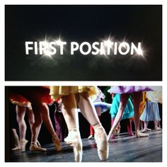 """The #dance documentary """"First Position"""" is NOW AVAILABLE on NETFLIX! A must-see for dancers! via @SheenaJeffers"""