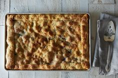 Martha Stewart's Slab Pie