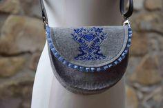 Trachtentasche, Dirndltasche, Filztasche  von FilzdesignBruckner auf DaWanda.com