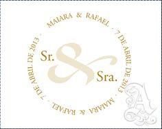 monogramas de casamento dourado - Pesquisa Google