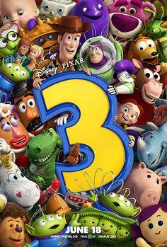 Pixar-perjantai: Toy Story 3 - Disnerd dreams
