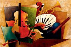 Adagio by Emanuel Mattini