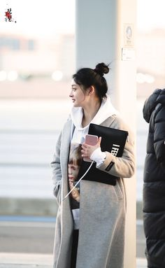 Ioi Nayoung, Airport Style, Celebs, Celebrities, Ulzzang, Classy, Kpop, Actresses, Female