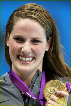 Inspired by swimmer, missy franklin! Such an inspirational girl that went after her dreams! #activyst