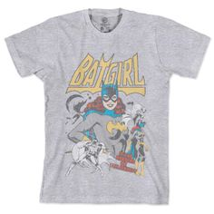 Camiseta Power Girls - Batgirl