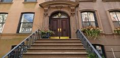 """The apartment at 64 Perry St in Manhattan's West Village, will likely forever be known as Carrie Bradshaw's home in """"Sex and the City""""."""