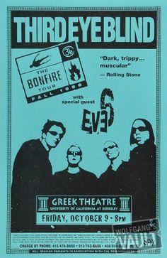 Third Eye Blind Eve  Tour