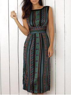 GET $50 NOW   Join RoseGal: Get YOUR $50 NOW!http://www.rosegal.com/print-dresses/sleeveless-print-dress-673860.html?seid=6930267rg673860