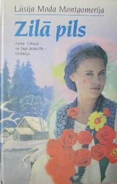 """Published 1998 by Madris. """"Błękitny Zamek"""" po łotewsku. Na ludowo :)"""