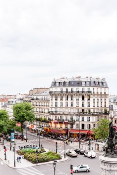 Travel Here: The Coolest Things to See and Do in Paris, France - Paper and Stitch
