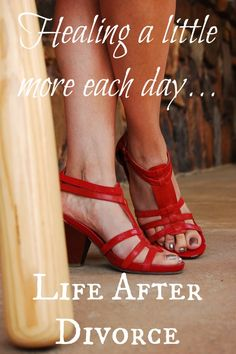 Are you or someone you know healing from a broken marriage? Is there life after a broken heart? This is a story of healing, growing, & finding yourself a little more each day.