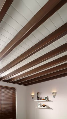 Discover recipes, home ideas, style inspiration and other ideas to try. Pvc Ceiling Design, Roof Ceiling, Roof Design, Home Room Design, Home Design Plans, Deco Restaurant, Small Home Offices, Plafond Design, Living Room Tv Unit Designs