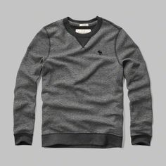 Contrast Icon Sweatshirt anf