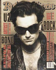 Bono - Rolling Stone Magazine - March 1993