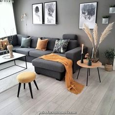 55 simple and modern living room designs for quiet people 41 – Home Design Ideas 55 simple and modern living room designs for quiet people 41 – Home Design Ideas - Add Modern To Your Life Living Room Interior, Home Living Room, Home Interior Design, Living Room Designs, Cottage Living, Manly Living Room, Simple Living Room Decor, Living Room Color Schemes, Interior Livingroom
