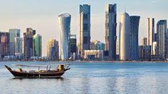 Els primers habitants històrics de Qatar van ser els cananeus. L'islam va arribar en el segle VII i va portar a Qatar a formar part successivament dels califats omeia i abbàssida.