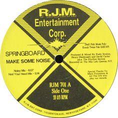 Springboard - Make Some Noise