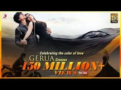 (26) Gerua - Shah Rukh Khan   Kajol   Dilwale   Pritam   SRK Kajol Official New Song Video 2015 - YouTube