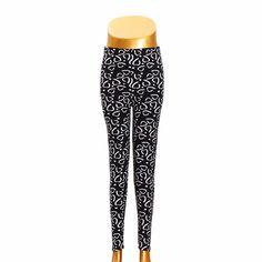 9f0347c8c1892 US $13.58 |FJ0909 Free shipping Women Leggings Blue 3D Flowers Slim Leggins Plus  Size High Quality Brushed Milk Silk Trousers Ninth Pants -in Leggings from  ...