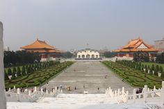 Chiang Kei-Shek memorial
