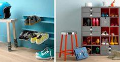 creer un meuble avec boite a chaussures - Recherche Google