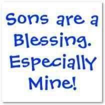 Especially mine!