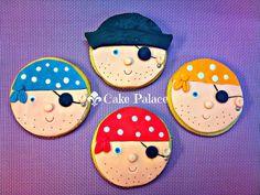 Cookies! - pirate cookies