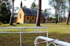 Berrima's Holy Trinity Church (c) BBC
