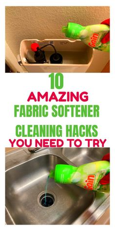 Diy Home Cleaning, Household Cleaning Tips, Household Cleaners, Cleaning Recipes, House Cleaning Tips, Spring Cleaning, Cleaning Checklist, Cleaning Hacks, Cleaning Supplies