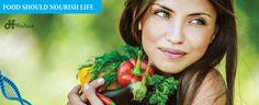 Food should nourish Life/Il cibo dovrebbe nutrire la Vita. Read more at http://www.runningzen.net/index.php?option=com_content&view=article&id=242:okinawa-lalimentazione-piu-sana-al-mondo&catid=15:salute-a-benessere&Itemid=7